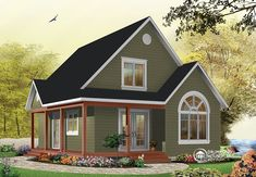 House plan W3507 detail from DrummondHousePlans.com