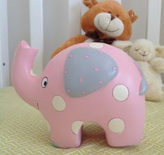 Looking for unique varieties in piggy banks. Go through our latest money bank and select the best for your kids.