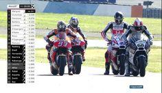 Japan GP FP3 - Marquez, Aoyama, Redding, Hernandez