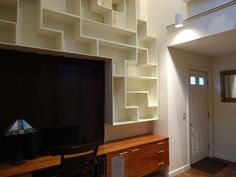 Tetris Book Shelves