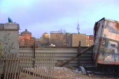 Post-Wall Wonderland – Berlin Mitte in 1991 Berlin Photos, Little Houses, Wonderland, Wall, Tiny Houses, Small Homes