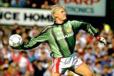 Peter Schmeichel. Manchester Utd.