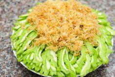 Cách làm 13 món chà bông thơm ngon bổ dưỡng cho bé từ thịt cá hải sản