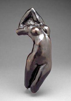 """Torso of Adele"" By Auguste Rodin"
