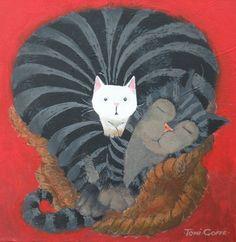 doesmymumlookbiginthis » Toni Goffe Artist