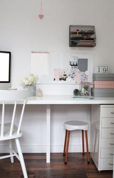 1000 images about arbeitsplatz on pinterest dekoration. Black Bedroom Furniture Sets. Home Design Ideas