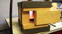 Газовый горн в мастерскую. Открытый проект Gas Blower