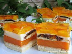 Polish Cake Recipe, Polish Recipes, Polish Food, Baking Recipes, Cake Recipes, Sweet Recipes, Healthy Recipes, Sweets Cake, Homemade Cakes