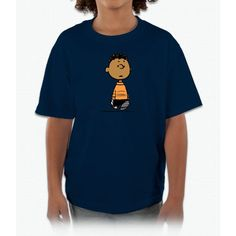 Franklin Snoopy Kids and Youth T-Shirt