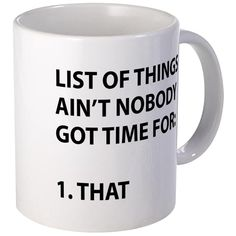 Shop Funny Sayings Mugs from CafePress. Browse tons of unique designs or create your own custom coffee mug with text and images. Our mugs are made of durable ceramic that's dishwasher and microwave safe. Coffee Mug Quotes, Coffee Humor, Coffee Mugs, Beer Quotes, Funny Coffee Cups, Funny Mugs, Christmas Quotes, Christmas Humor, Diy Mugs