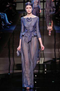 Giorgio Armani Prive Haute Couture Spring-Summer 2014