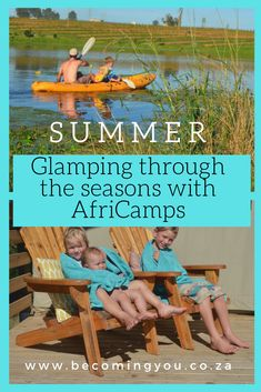 Glamping at AfriCamps Swellendam.