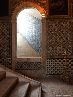 Nomadic Decorator | Famous Portuguese Tile: The Wonders of the Lisbon Tile Museum | http://nomadicdecorator.com