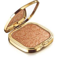 Dolce & Gabbana Sicilian Lace Powder Bronzer ($47) ❤ liked on Polyvore