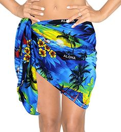 Special Offer: $12.49 amazon.com Description:- This season enjoy Sea, Air and Sunshine, be a little more naughty with La Leela's Brand New Sarong in Outstanding color. It has an elagant & Outstanding Solid Plain Design which surely grab the lots of eye balls on the beach and you...