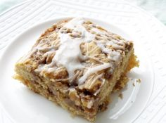 Gluten-Free Cinnamon Roll Cake, Wholeliving.com