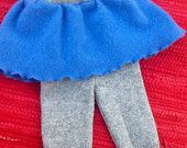 Wool & Cashmere  Skirtie Leggings