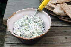 Cucumber & Feta Salad recipe
