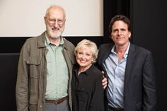 """On July 13, 2016, the J Street Group, LLC team and Trish Reilly hosted a a fundraiser for """"The Principle"""" - A Teaching Film About Cyber-Bullying. The evening's events included a screening of """"Admissions"""" along with a thought-provoking panel discussion featuring the film's star James Cromwell Actor - Activist and writer John Viscount. Special thanks to the National Cable & Telecommunications Association(NCTA) for providing the beautiful venue. Photo Credit: Tony Brown, Imijination Photography"""