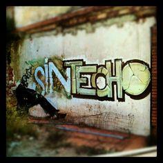 Sin Techo. #homeless #streetart #graffiti #vallcarca #barcelona #fightthepower Photo by novoldirno • Instagram