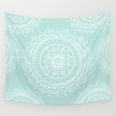 Mandala Wall Tapestry by Rambutan Designs - $39.00