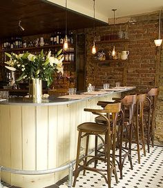 polpo soho, london amazing Venetian tapas- rabbit and chicory salad an absolute must!!! Yum!