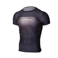 06728470c6a817 Superman Sport Compression Shirt at www.squaredawaysurplus.com   getsquaredaway  fitness  superman