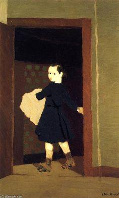 """Résultat de recherche d'images pour """"les enfants peints par vuillard"""""""