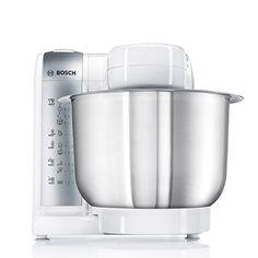 Bosch MUM4880 Küchenmaschine MUM4 (600 Watt, Edel