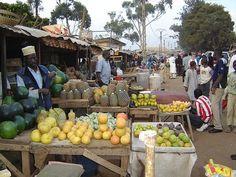 Cameroon Photos - N'Gaoundere Market | iExplore