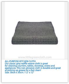 8 Best All Purpose Kitchen Cloth Images On Pinterest Cleaning