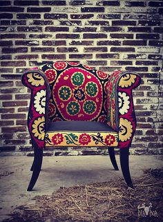 SOLD Ummon Chair by BirBor on Etsy