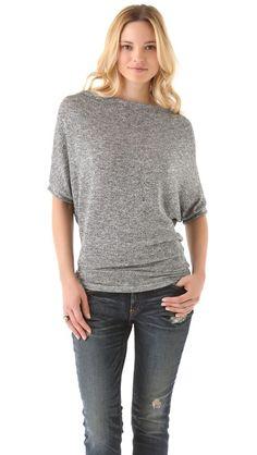 Velvet Ingrid Lurex Sweater