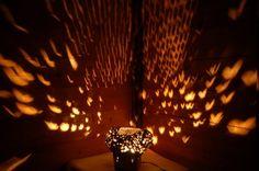 meditation room light