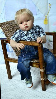 Кукла реборн Богданчик / Куклы Реборн Беби - фото, изготовление своими руками. Reborn Baby doll - оцените мастерство / Бэйбики. Куклы фото. Одежда для кукол