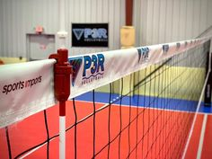 Receive a free custom top net tape with any net system purchase through August of 2020. Outdoor Volleyball Net, Volleyball Equipment, Haikyuu, Tape, Sports, Hs Sports, Sport, Band, Ice