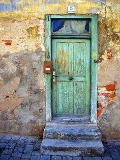 La porta verde.  g.    Di Daniela ollari. 20 mar 17