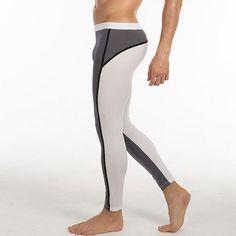 7360288ac 2016 Warm Men leggings thermal Leggings Tight Men Long Johns Plus Size Warm  Underwear Man thermal