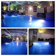 The fantastic swimming pool at QHotels Slaley