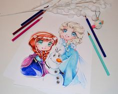 Do you want to build a Snowman? by Lighane.deviantart.com on @DeviantArt
