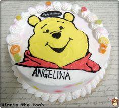 Winnie The Pooh | 自製蛋糕 No Bake Cake, Winnie The Pooh, Birthday Cake, Baking, Places, Desserts, Food, Tailgate Desserts, Deserts