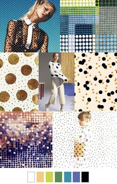 SEEING SPOTS - SS 16, SS 17