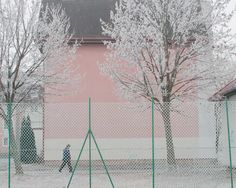 Marietta Varga Captures Stunning Minimalist Photos of Siófok, Hungary #inspiration #photography
