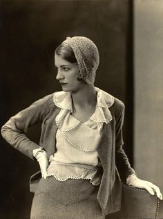 Lee Miller, Muse, artist, beauty, model, Vogue collaborator and photographer in her own right, 1931