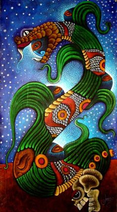 Quetzalcōātl