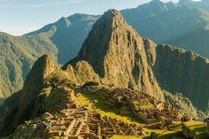 Explore a Coordilheira Andina - Ruinas de Machu Picchu