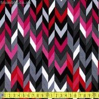 Knitting Stripes Grey