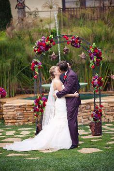 California Fiesta Inspired Wedding