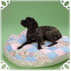 Sew a Custom Dog Bed Tutorial