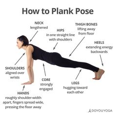Yoga poses offer numerous benefits to anyone who performs them. There are basic yoga poses and more advanced yoga poses. Here are four advanced yoga poses to get you moving. Asana, Body Women, Mudras, Plank Pose, Sup Yoga, Advanced Yoga, Mental Training, Yoga Posen, Fit Girl